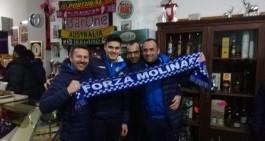 """Bum-bum Mastrodonato: il Molinara batte la V. Benevento """"all'inglese"""""""