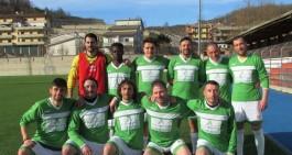 HIGHLIGHTS - Sporting Abriola-Fst Rionero a cura di Laurenzanaonline