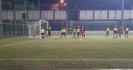 Tris di Molisse, festeggia l'Intercampania: Real San Felice sconfitto
