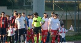 Il Canosa vince con il minimo sforzo: 2-0 alla Gioventù Cerignola