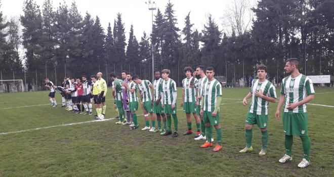 Ripacandida e Real Senise in campo