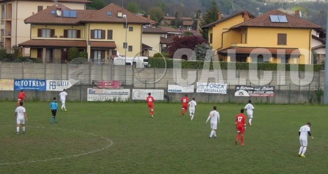Manita Sizzano che vale il secondo posto, Romagnano nei guai