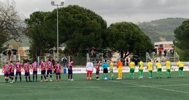 Villaggio Europa vs D.B. Rossoblu