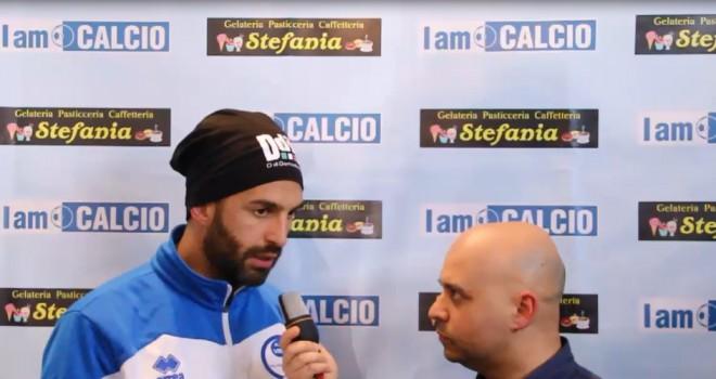 """Calloni uomo in più del Virtus Villa: """"Scontro diretto forse decisivo"""""""