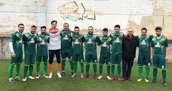 L'undici dello Sporting Lavello