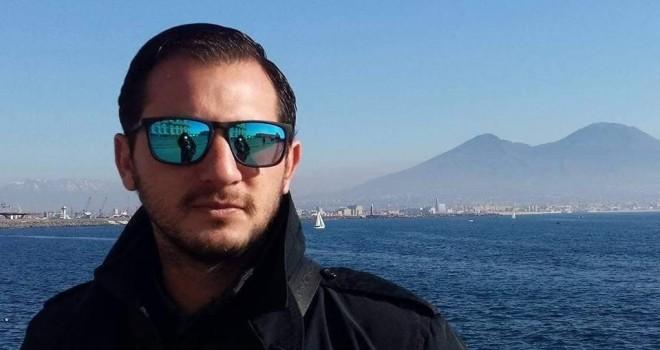 Il team manager Antonio Mele