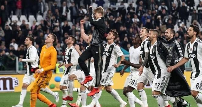 Juventus rimanda la festa