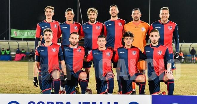 Accademia-Lucento anticipo di campionato