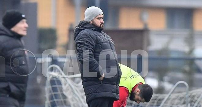 Matteo Boldrini, Dinamo Omegna
