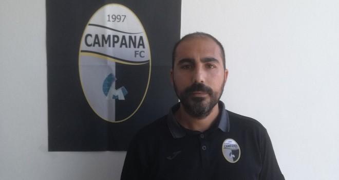 Mister V. Ficociello, Campana Futsal