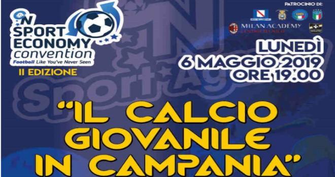II° C&N Sport Economy Convention: il calcio giovanile in Campania