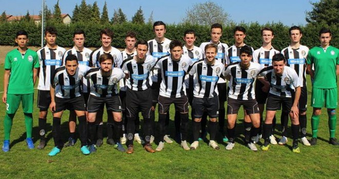 Juniores Regionale A - La Biellese è campione del girone