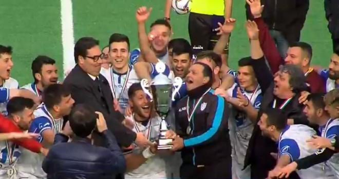 Il Baronissi vince la Coppa Campania, Virtus Vesuvio k.o. nel finale