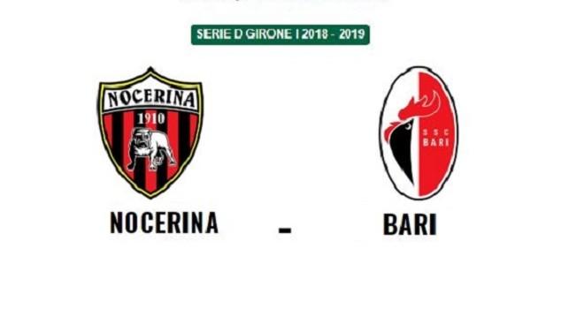 Nocerina-Bari LIVE: risultato e tabellino in diretta