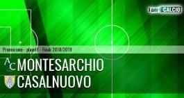 Montesarchio-Casalnuovo: scelto lo stadio della finale play-off
