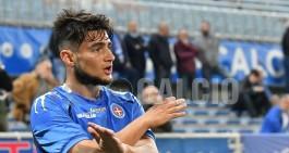 Lucchese-Novara 0-1: gli azzurri sbancano con Schiavi