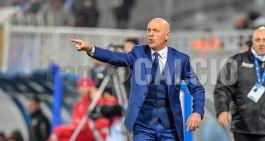 """Novara-Entella 1-2, Sannino:""""Rabbia per la mancanza di concentrazione"""""""