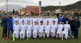 TdR: Molise-Calabria 0-1, una buona Juniores sconfitta all'esordio