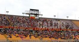 Lecce-Brescia: biglietti venduti alle 20.30 del 24/04