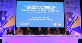 """Rinaldi: """"Promuovere il turismo sportivo e culturale con il calcio"""""""