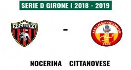 Nocerina-Cittanovese LIVE: la diretta del match