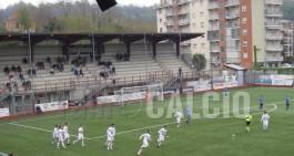 Borgosesia-Stresa 1-0, Vitiello avvicina alla salvezza i granata