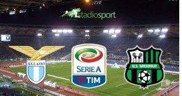 Lazio-Sassuolo 2-2, neroverdi vicini al colpaccio. Pareggia Lulic