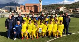 Torneo delle Regioni: pari all'esordio per i Giovanissimi
