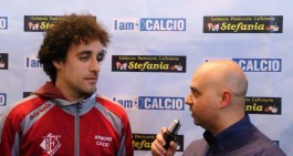 """Parla il capitano Saveri: """"L'Armeno in Prima? Magari in futuro sì"""""""