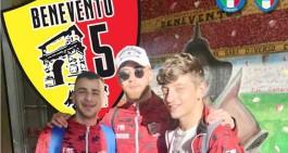 Benevento 5. Tre giovani convocati per il Torneo delle Regioni