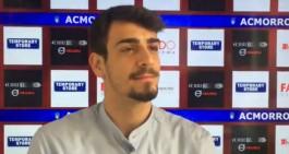 """Morrone, Ferraro: """"Baratterei i miei 20 goal per vincere a Lamezia"""""""