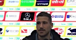 """Lecce. La Mantia: """"Vogliamo vincere per continuare a sognare"""""""