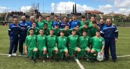 Allievi, vittoria di rigore: 2-0 alla Calabria. Doppietta di Iannetta