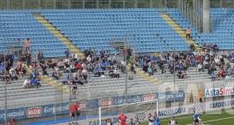 Novara-Siena 2-2, Eusepi la riacciuffa in extremis