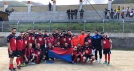 Torano, il sogno è realtà: l'Oreste Angotti è campione!