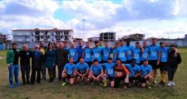 Real Parete a valanga: R. C. San Leucio sconfitta 7-1, triplo-Pezzella