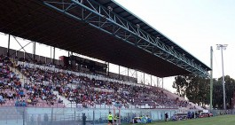 Reggina-Casertana, cambia l'orario d'inizio della gara