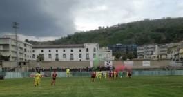 Palmese batte Scafatese: rossoneri salvi, canarini ai playout