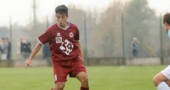 Torrau, centrocampista dell'Alicese