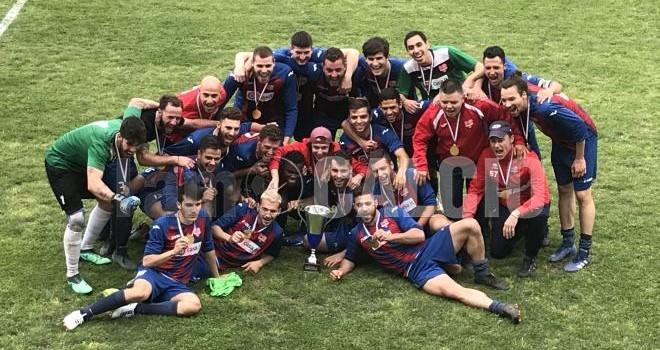Chiavazzese vince la Coppa