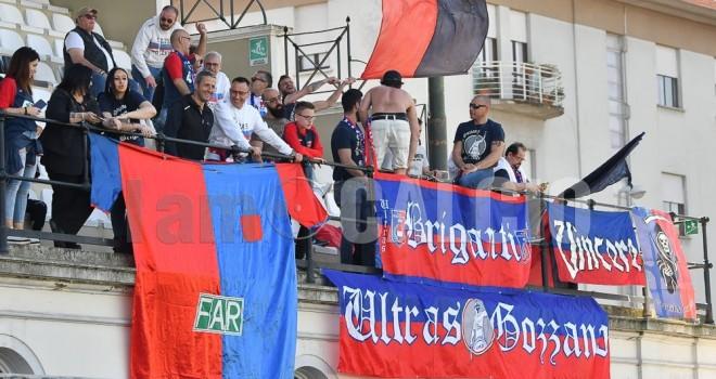 Gozzano, stop al D'Albertas: Serie C nella prossima stagione