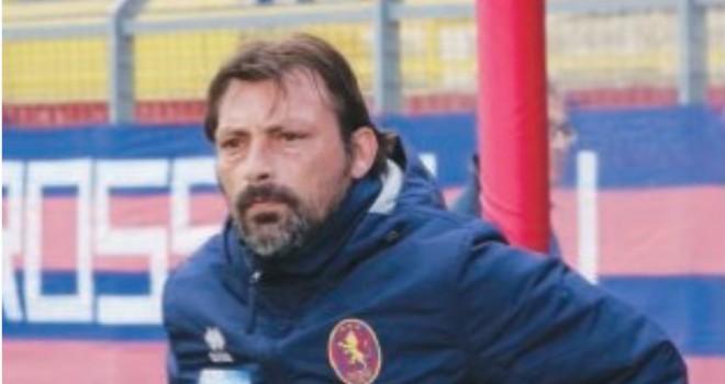 Potenza-Raffaele, si va verso la riconferma del tecnico siciliano