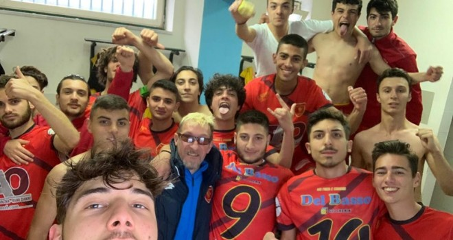 "Juniores. La FeC in finale di Coppa. Liccardi: ""Dimostrata maturità"""