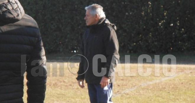 Claudio Ferrari, il nuovo tecnico