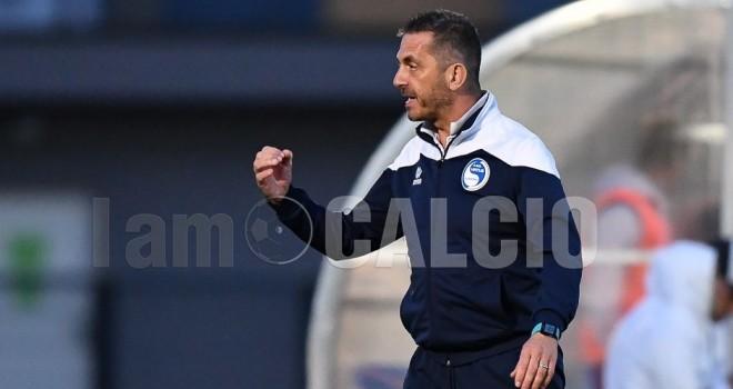 Daniele Massoni, tecnico del Villa