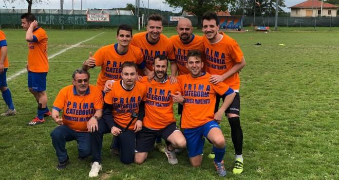 Villarbasse in Prima Categoria!