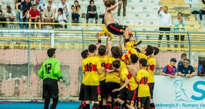 Il Benevento campione in carica
