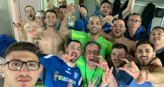L'Atletico Marcianise