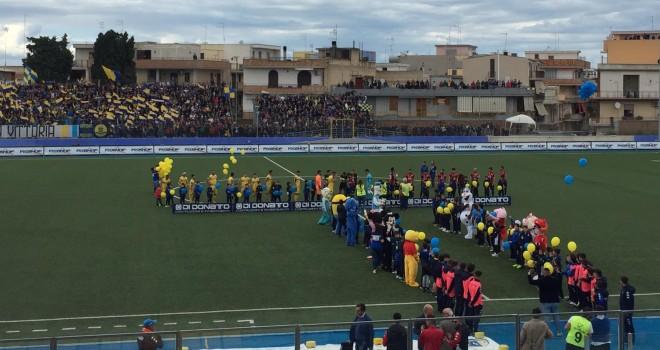 L'Audace Cerignola vince e vede la Serie C: ''manita'' al Taranto