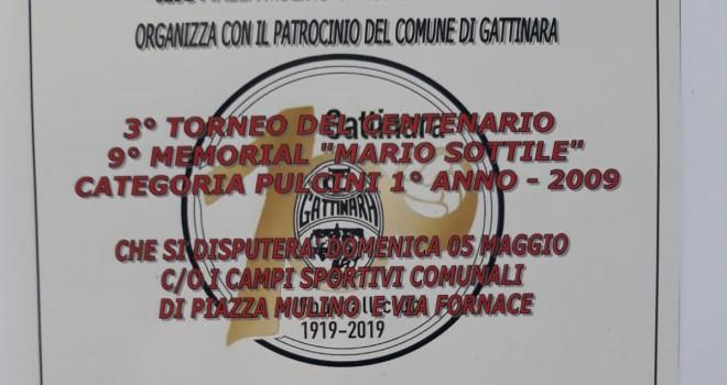 Gattinara, oggi terzo torneo del centenario